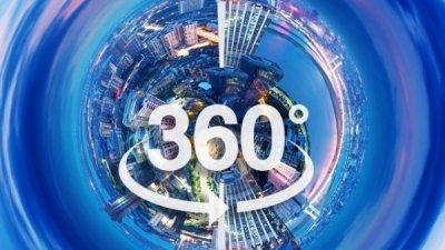 Transmisje Live 360°