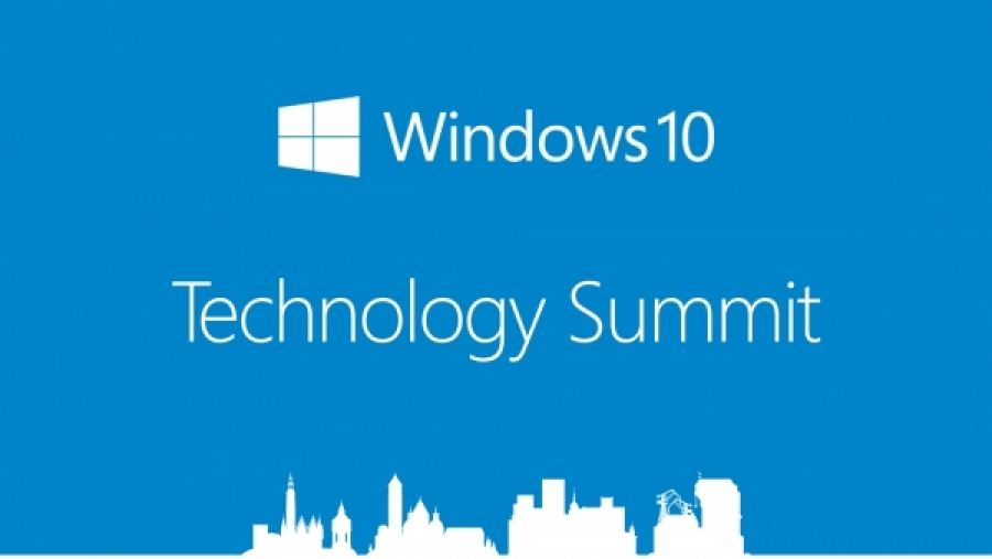 Windows 10 Technology Summit